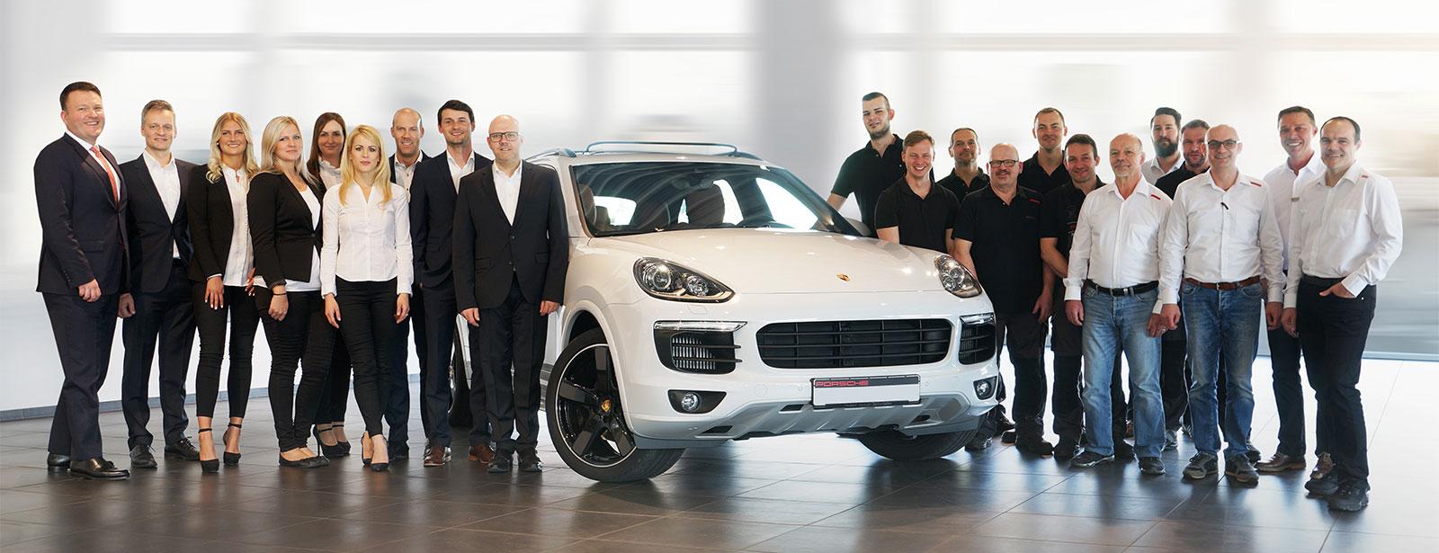 Porsche Zentrum Baden Baden